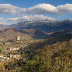 Gatlinburg 305 hotels with pools