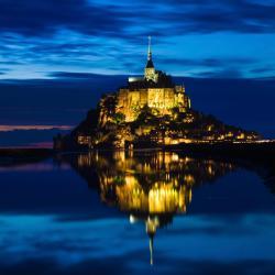 Mont Saint Michel 13 hotelov