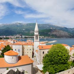 Budva 240 four-star hotels