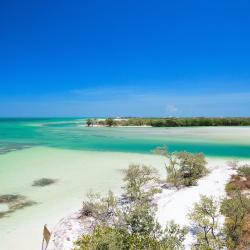 Ostrov Holbox 169 hotelů