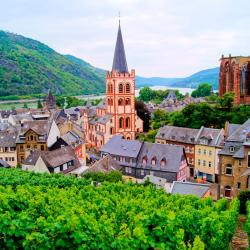 Bacharach 36 hotels