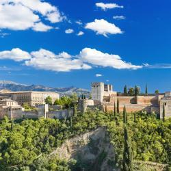 Alhambra 4 hoteles