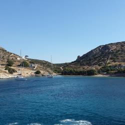 Đảo Skhoinoussa 14 khách sạn