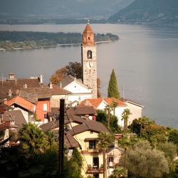 Ronco sopra Ascona 39 hotelov