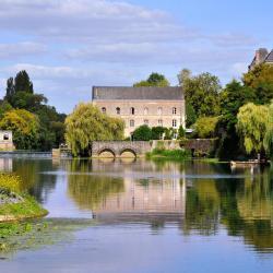 La Suze-sur-Sarthe 3 hôtels