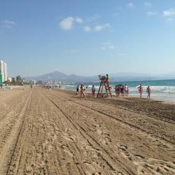 Playa de San Juan 7 hotels