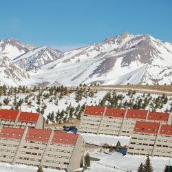 Las Lenas 5 ski resorts