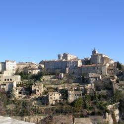 Gordes 3 country houses