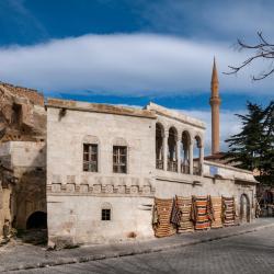 Mustafapaşa 9 מלונות