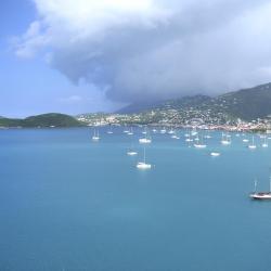 Charlotte Amalie 8 hotelli