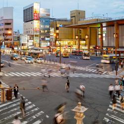 Nagano 70 hotelov