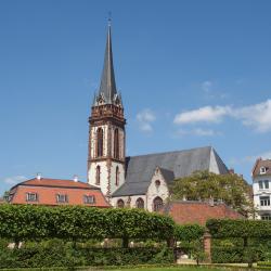 Darmstadt 52 hotelov