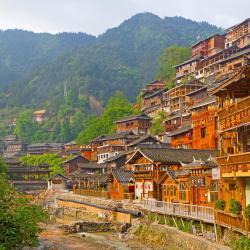 Xijiang 9 hôtels