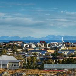 Njarðvík ホテル5軒