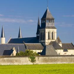 Fontevraud-l'Abbaye 13 hotels