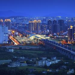 Zhubei 16 hotelov