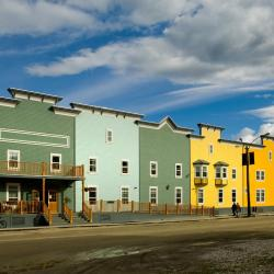 Dawson City 10 hôtels