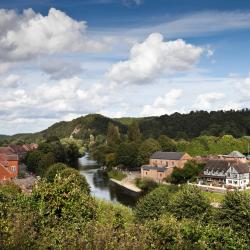 Bridgnorth 6 hotels with a jacuzzi