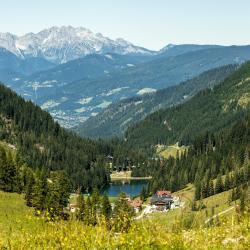 Zauchensee 12 viešbučių