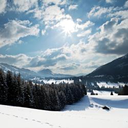 Oberjoch 6 familienfreundliche Hotels