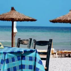 Nea Anhialos 5 hotela na plaži
