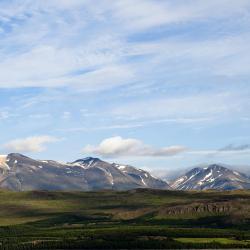 Egilsstaðir 8 villas
