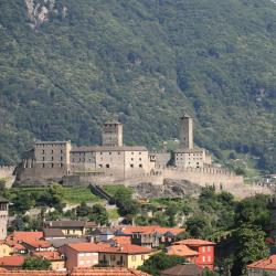 Bellinzona 26 Hotels
