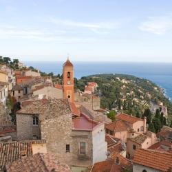 Roquebrune-Cap-Martin 4 serviced apartments