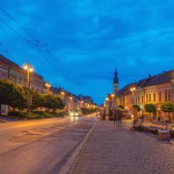 Prešov 55 hotelů