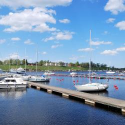 Lappeenranta 3 vacation homes