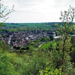 Noyers-sur-Serein 11 hoteller