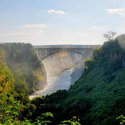 Victoria Falls 4 glamping sites