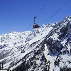 Terskol 80 skigebieden