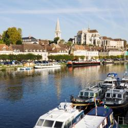 Auxerre 54 hotels