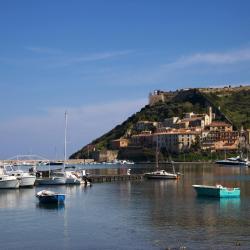 Porto Ercole 4 pousadas