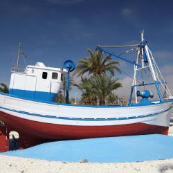 Puerto de Mazarrón 74 hótel