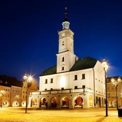 Gliwice 85 hôtels