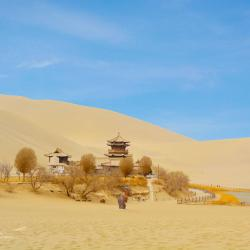 Dunhuang 3 country houses