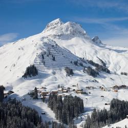 Warth am Arlberg 20 levných hotelů