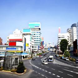 水戸市 ホテル22軒