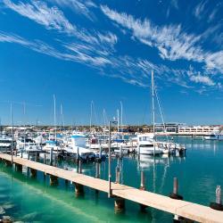 Geraldton 37 hotelov