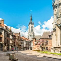 Tournai 44 hotels