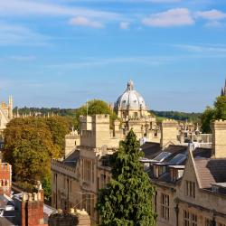 Oxford 3 hostels
