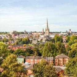 Norwich 301 hotels