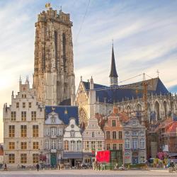 Mechelenas 42 viešbučių