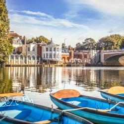 Kingston upon Thames 5 luxury hotels
