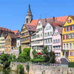 Tübingen 76 hotellia