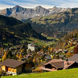 Gstaad 3 guest houses