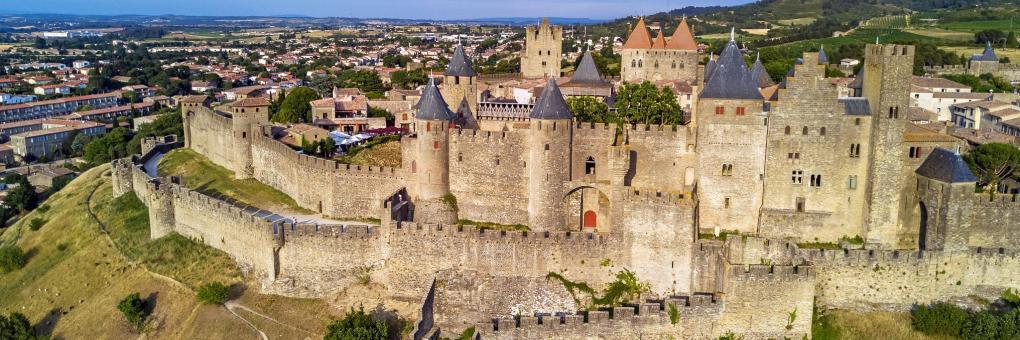 Os melhores hotéis em Cidade Medieval de Carcassonne, Carcassonne ...