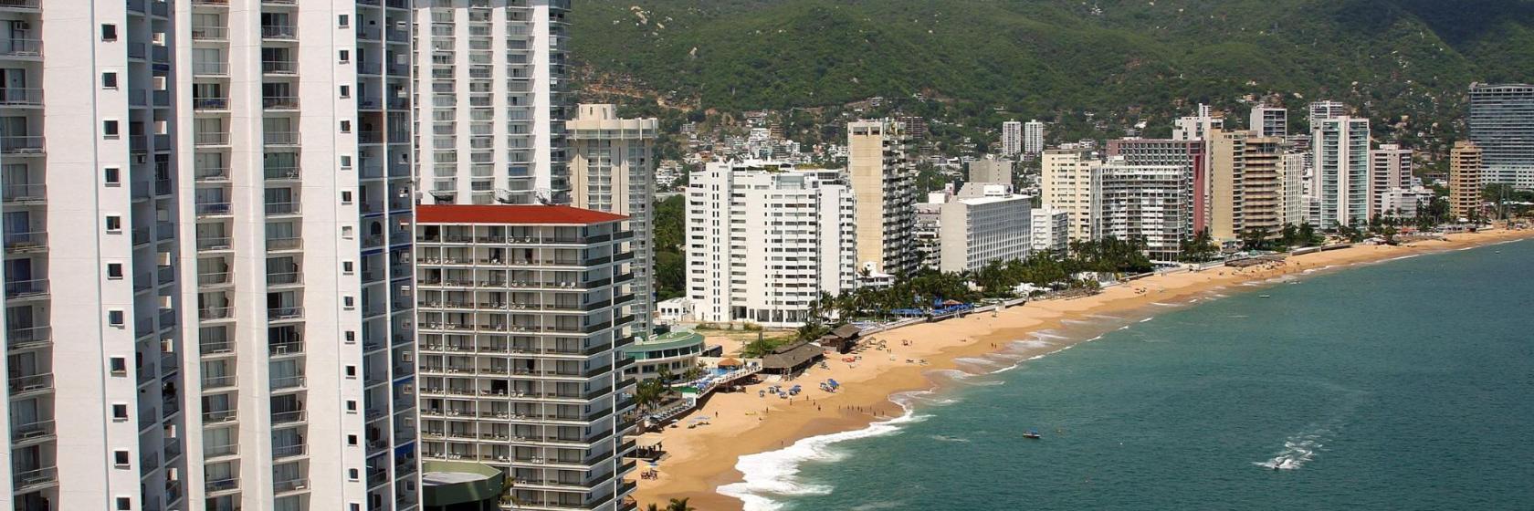 Los 10 mejores hoteles de Costera de Acapulco, Acapulco, México